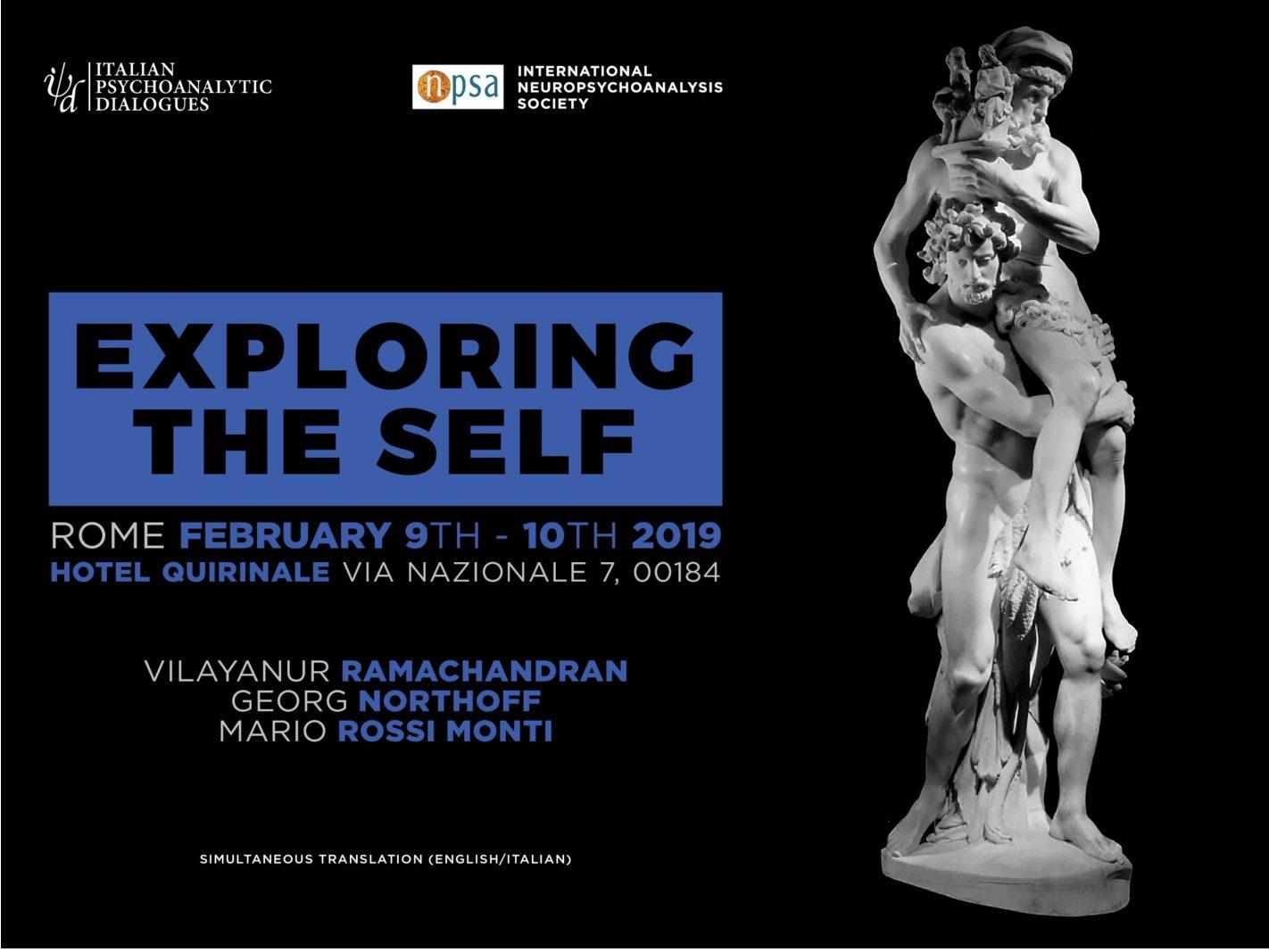 """I.P.D. – Convegno """"Exploring the self"""""""
